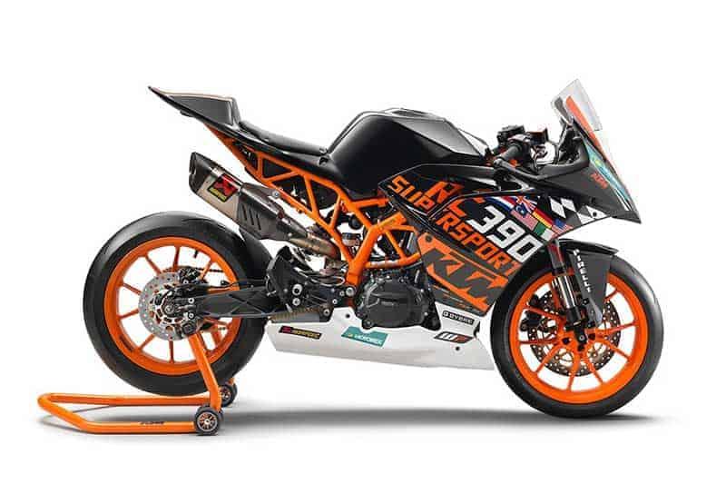 KTM เอาใจสายซิ่ง เปิดตัว RC390 R Limited Edition ผลิตเพียง 500 คัน พร้อมออกชุด Race Kit สเต็ป SSP 300 | MOTOWISH 36