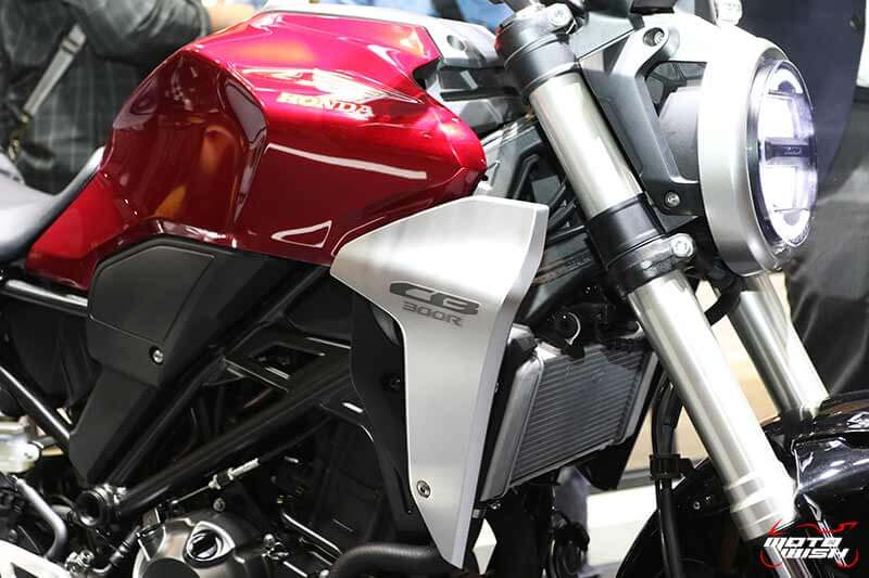 เปิดตัวรถ Honda CB300R 2018 Neo Sport Cafe' คราฟต์ให้สุดตัว | MOTOWISH 1