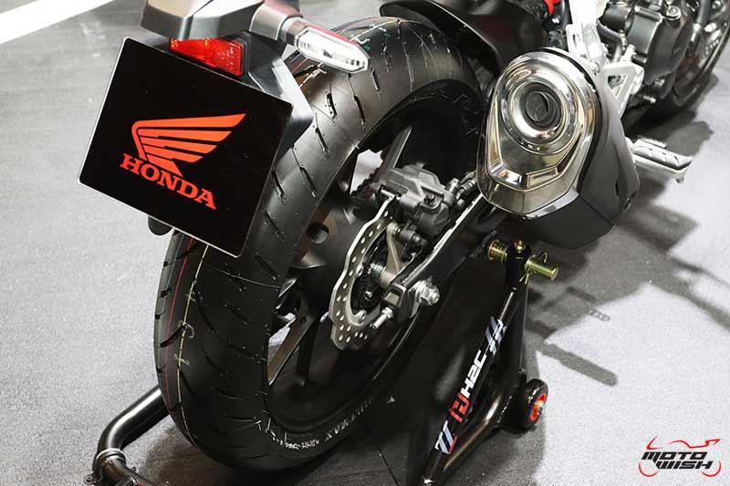 เปิดตัวรถ Honda CB300R 2018 Neo Sport Cafe' คราฟต์ให้สุดตัว | MOTOWISH 5