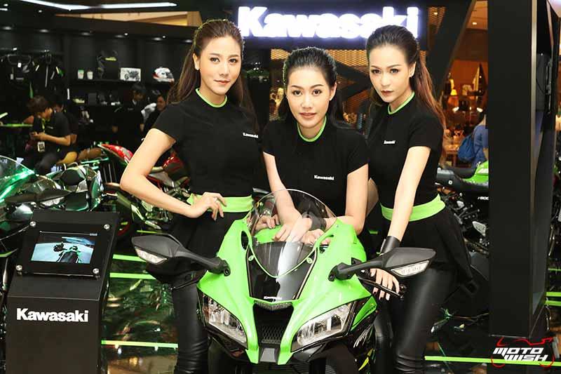 Kawasaki ยกทัพรถบิ๊กไบค์โชว์ในงาน Bangkok Motorbike Festival 2018 พร้อมโปรฯเด็ด | MOTOWISH 52