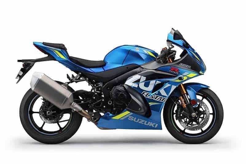 เผยโฉม Suzuki GSX-R1000 & GSX-R1000R 2018 ลายใหม่ ถอดรหัสพันธุกรรมรถแข่ง MotoGP | MOTOWISH 50