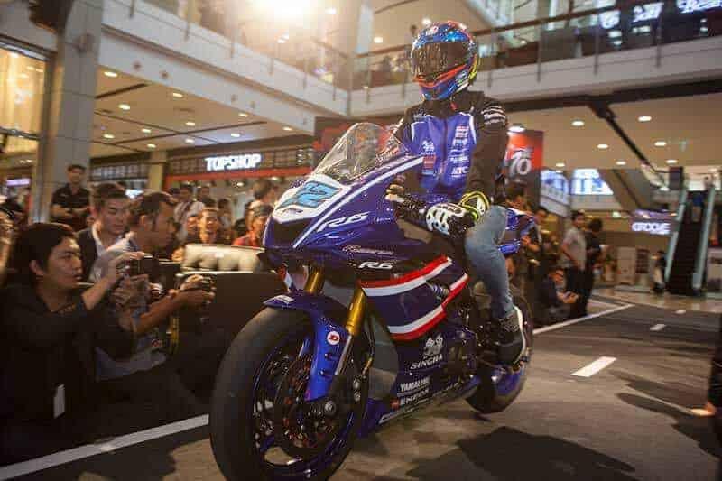 รอกันเลย Yamaha เปิดตัวรถ 2 รุ่นใหม่ พร้อมโปรโมชั่นพิเศษ ในงาน Bangkok Motorbike Fest 2018 | MOTOWISH 48