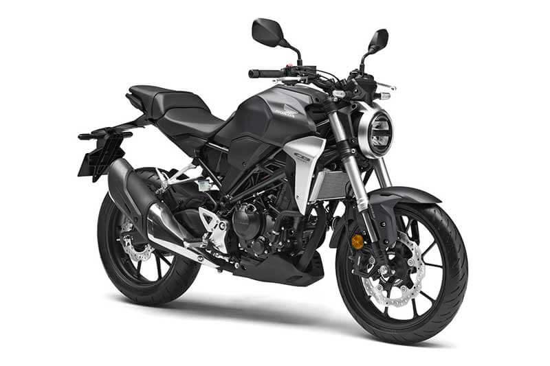 Honda-CB300R-Gray