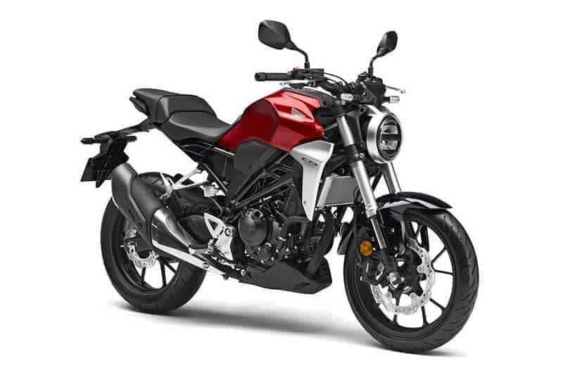 สิ้นสุดการรอคอย เปิดราคา All New Honda CB300R พร้อมรุ่นพิเศษ H2C Street Fighter เพียง 500 คัน   MOTOWISH 51