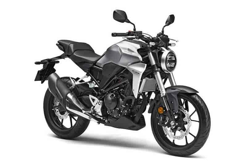 Honda-CB300R-Silver