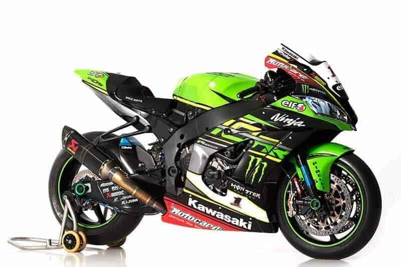 Kawasaki Racing Team เผยโฉม Kawasaki ZX-10RR ใหม่ ที่จะใช้ล่าแชมป์ WorldSBK 2018 | MOTOWISH 51