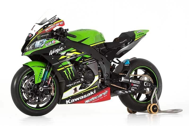 Kawasaki Racing Team เผยโฉม Kawasaki ZX-10RR ใหม่ ที่จะใช้ล่าแชมป์ WorldSBK 2018 | MOTOWISH 49