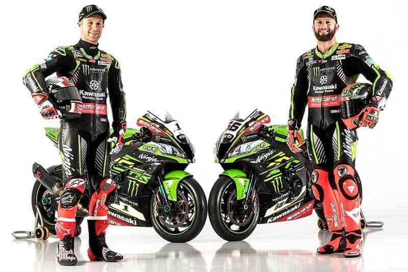 Kawasaki Racing Team เผยโฉม Kawasaki ZX-10RR ใหม่ ที่จะใช้ล่าแชมป์ WorldSBK 2018 | MOTOWISH 50