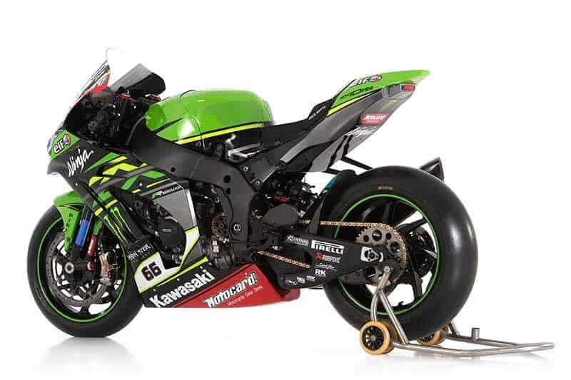 Kawasaki Racing Team เผยโฉม Kawasaki ZX-10RR ใหม่ ที่จะใช้ล่าแชมป์ WorldSBK 2018 | MOTOWISH 53