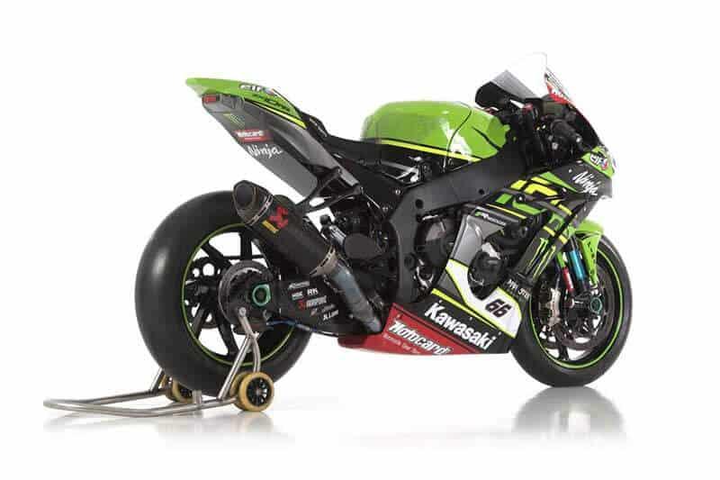 Kawasaki Racing Team เผยโฉม Kawasaki ZX-10RR ใหม่ ที่จะใช้ล่าแชมป์ WorldSBK 2018 | MOTOWISH 52
