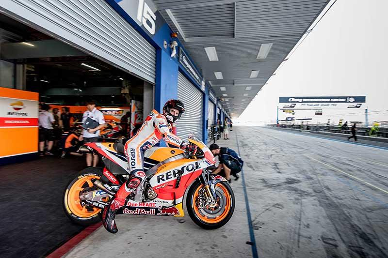 MotoGP-thai-test-day-1
