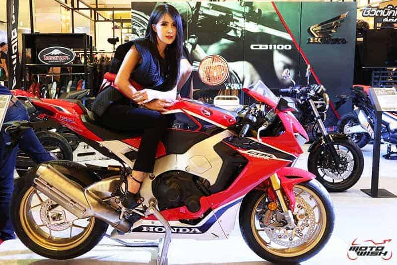 จัดหนัก จัดเต็ม โปรโมชั่นค่าย Honda ในงาน Bangkok Motorbike Festival 2018 | MOTOWISH 50