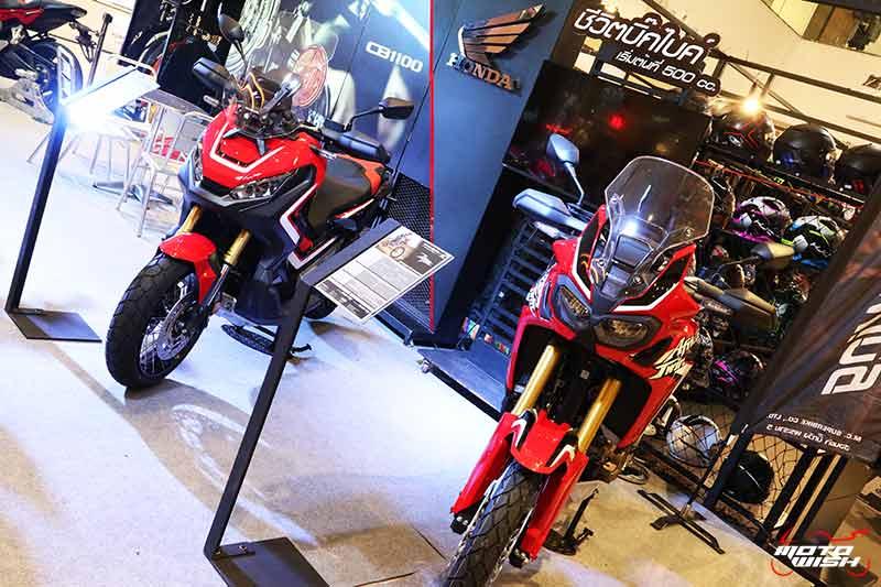 จัดหนัก จัดเต็ม โปรโมชั่นค่าย Honda ในงาน Bangkok Motorbike Festival 2018 | MOTOWISH 51