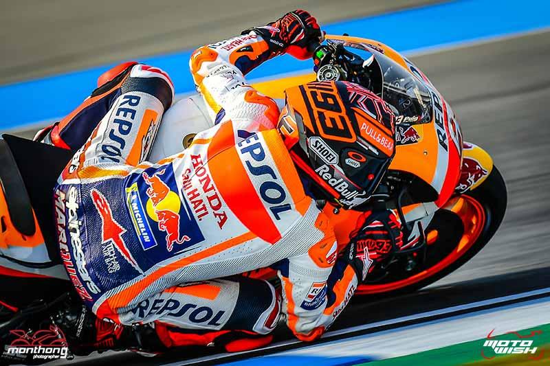 มาร์ค มาเกซ จรดปากกาเซ็นสัญญาระเบิดคันเร่งกับ Repsol Honda Team MotoGP ต่อไปอีก 2 ปี   MOTOWISH 49