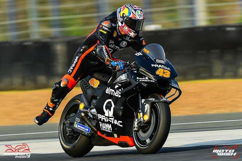 MotoWish-MotoGP-ThaiTest-2018-Action-No.43