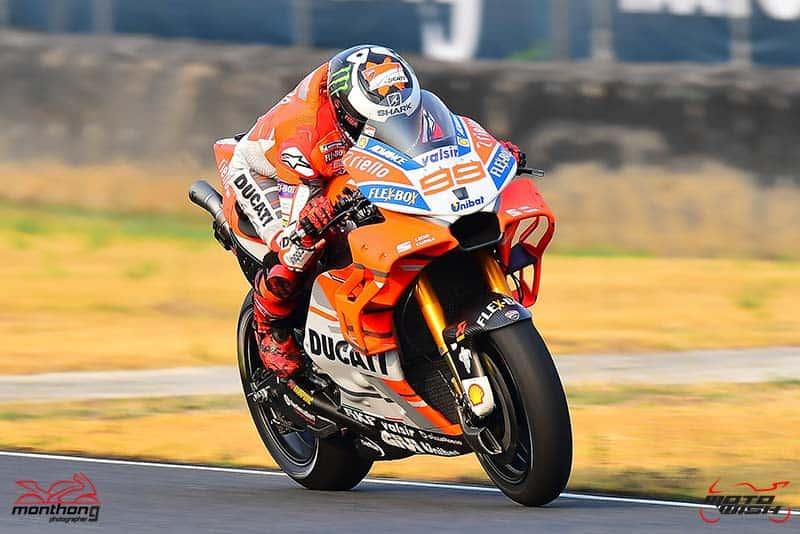 MotoWish-MotoGP-ThaiTest-2018-Action-No.99