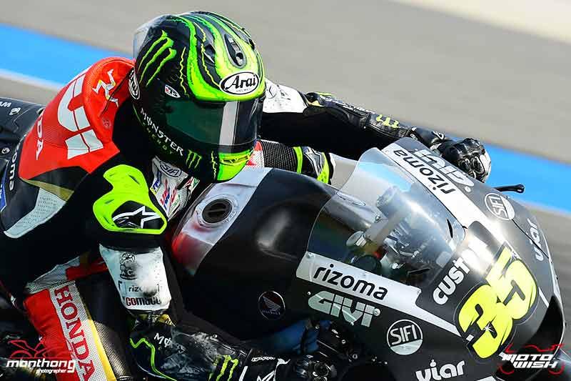 สรุปผลอันดับนักแข่งในการทดสอบรถ MotoGP ช่วงวินเทอร์เทสต์สามารถทำความเร็วถึง 334.4 กม./ชม. | MOTOWISH 7