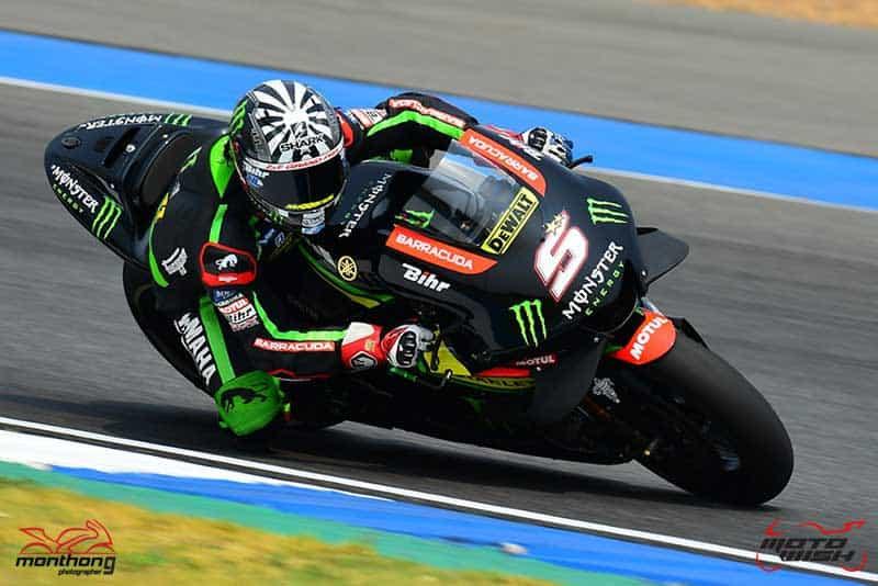 สรุปผลอันดับนักแข่งในการทดสอบรถ MotoGP ช่วงวินเทอร์เทสต์สามารถทำความเร็วถึง 334.4 กม./ชม. | MOTOWISH 6