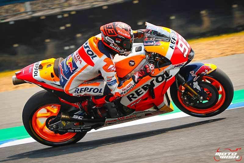 สรุปผลอันดับนักแข่งในการทดสอบรถ MotoGP ช่วงวินเทอร์เทสต์สามารถทำความเร็วถึง 334.4 กม./ชม. | MOTOWISH 8