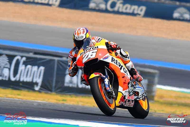 สรุปผลอันดับนักแข่งในการทดสอบรถ MotoGP ช่วงวินเทอร์เทสต์สามารถทำความเร็วถึง 334.4 กม./ชม. | MOTOWISH 58