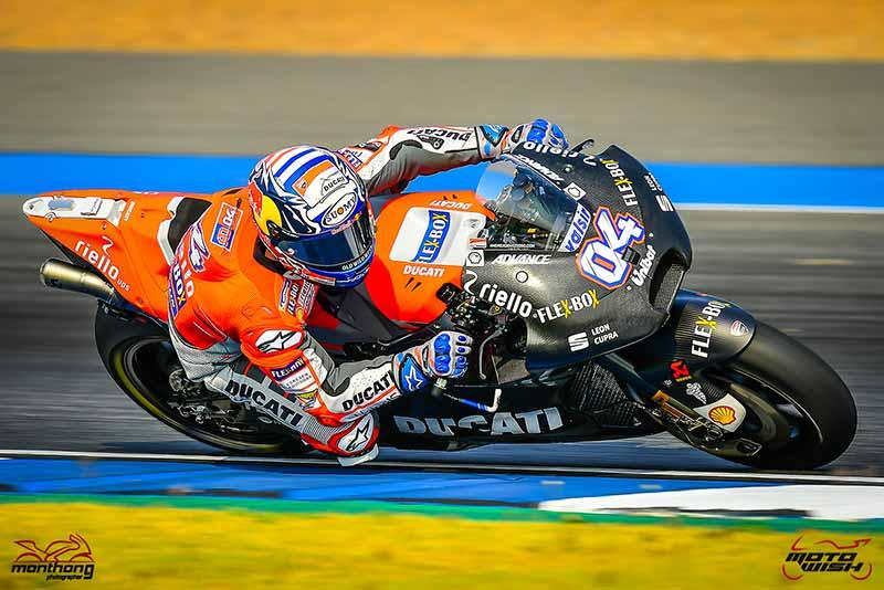 สรุปผลอันดับนักแข่งในการทดสอบรถ MotoGP ช่วงวินเทอร์เทสต์สามารถทำความเร็วถึง 334.4 กม./ชม. | MOTOWISH 59