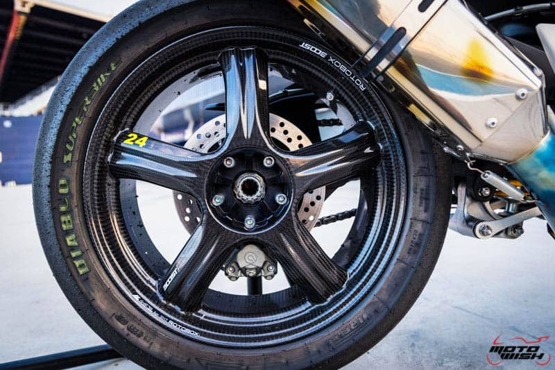 รีวิว Kawasaki Ninja H2 Trick Star : 258 แรงม้า ขีดสุดของความแรง คันแรกของเมืองไทย Full HD   MOTOWISH 34
