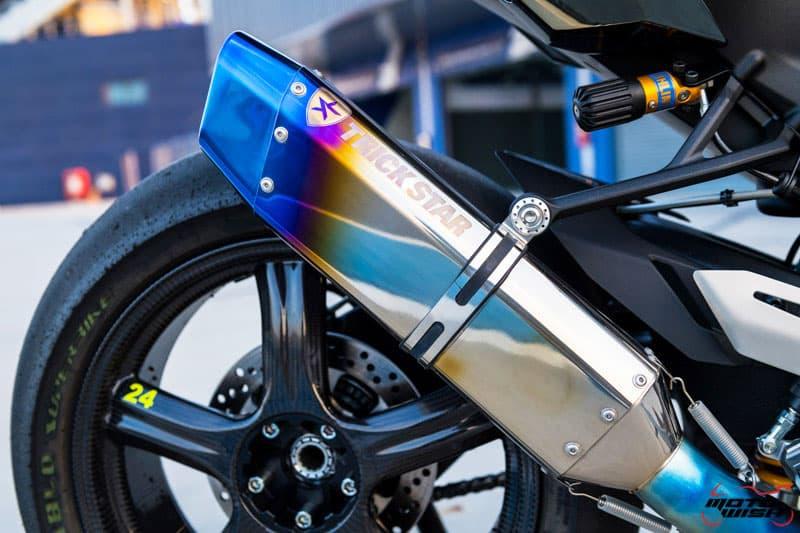 รีวิว Kawasaki Ninja H2 Trick Star : 258 แรงม้า ขีดสุดของความแรง คันแรกของเมืองไทย Full HD   MOTOWISH 45