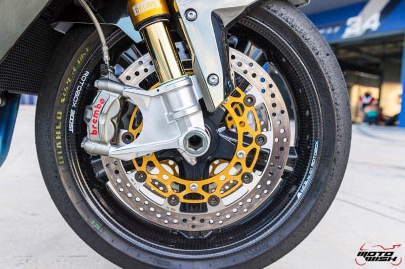รีวิว Kawasaki Ninja H2 Trick Star : 258 แรงม้า ขีดสุดของความแรง คันแรกของเมืองไทย Full HD   MOTOWISH 46