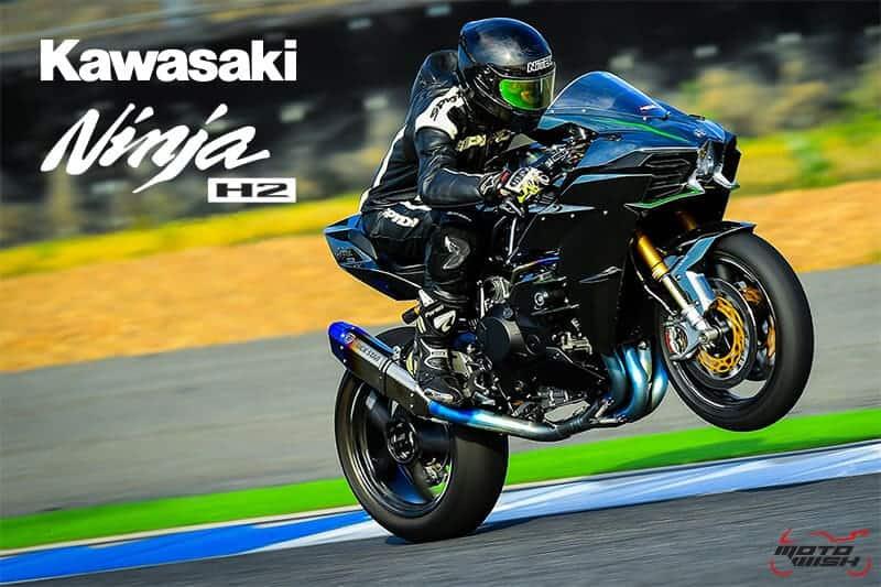 รีวิว Kawasaki Ninja H2 Trick Star : 258 แรงม้า ขีดสุดของความแรง คันแรกของเมืองไทย Full HD | MOTOWISH 23