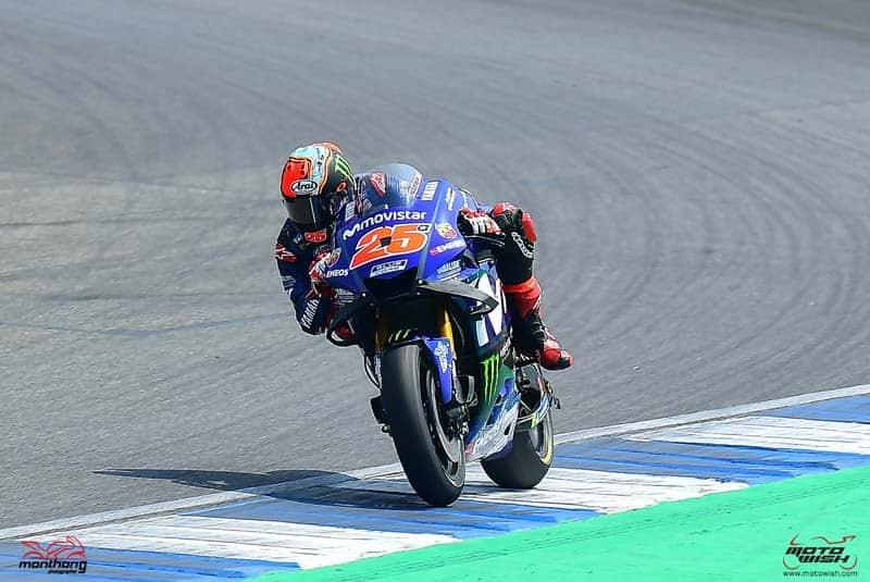 เวลาท็อปสปีดรถ MotoGP ในการทดสอบวันแรก PTT Thailand Grand Prix 2018 | MOTOWISH 51