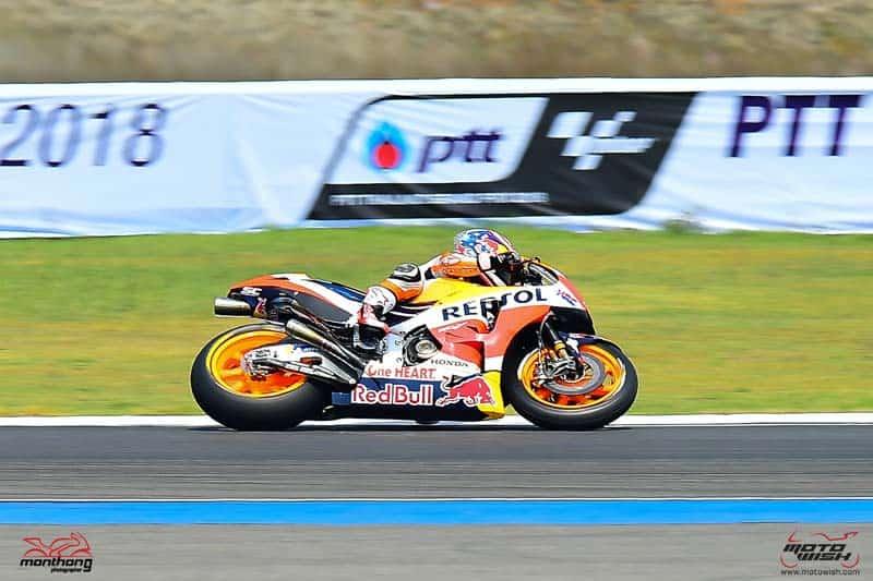 เวลาท็อปสปีดรถ MotoGP ในการทดสอบวันแรก PTT Thailand Grand Prix 2018 | MOTOWISH 52