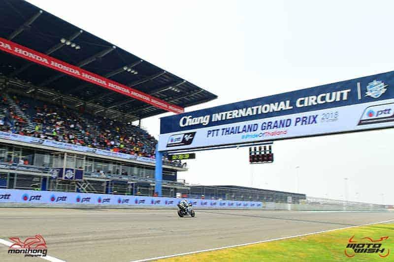 สรุปผลอันดับนักแข่งในการทดสอบรถ MotoGP ช่วงวินเทอร์เทสต์สามารถทำความเร็วถึง 334.4 กม./ชม. | MOTOWISH 60