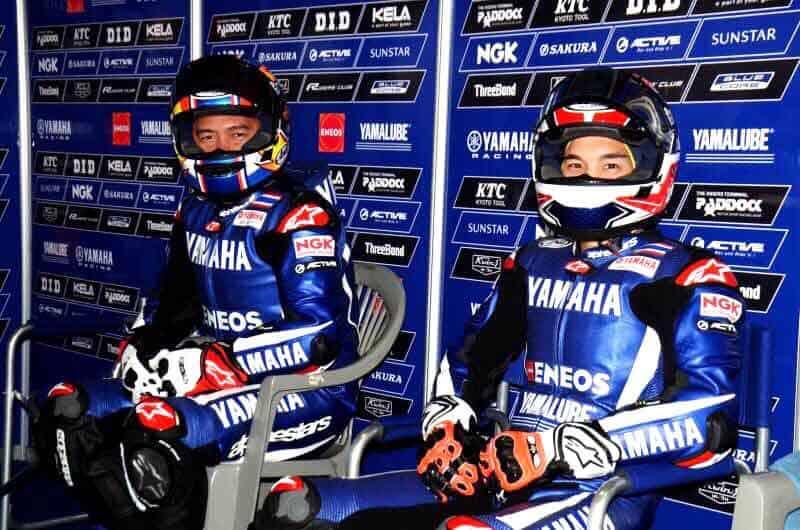 Yamaha Thailand Racing Team ส่งรถแข่ง YZF-R6 รุ่นใหม่ล่าสุด ลงชิงแชมป์ในรายการ ARRC 2018 | MOTOWISH 38