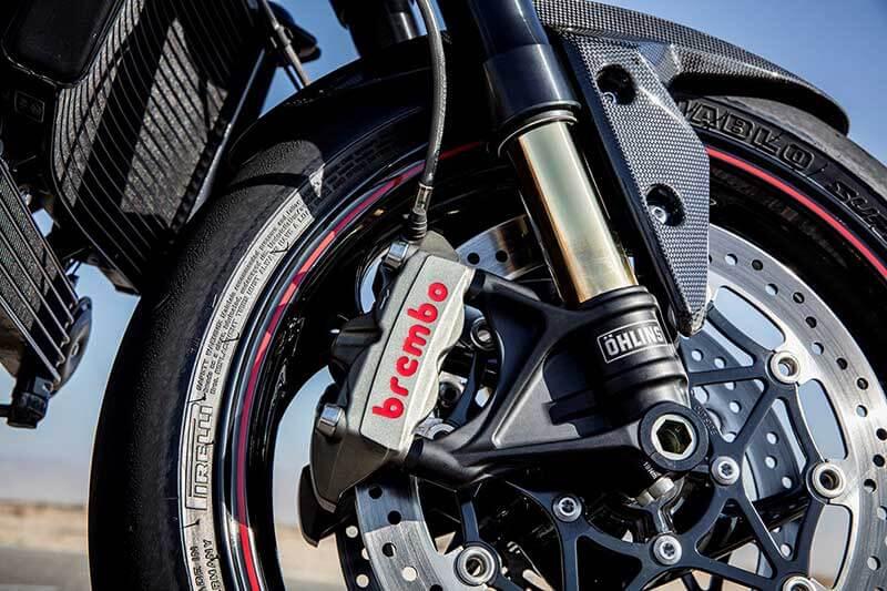 Triumph เผยโฉม Speed Triple S และ RS ใหม่ อัพเกรดอุปกรณ์ล้ำ เติมขุมพลังแบบจัดเต็ม   MOTOWISH 45