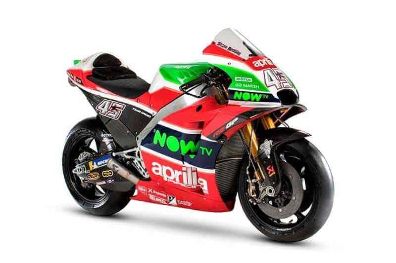 Aprilia เผยโฉมตัวแข่ง RS-GP 2018 สีสันสุดฤทธิ์ พร้อมพิชิต MotoGP | MOTOWISH 50