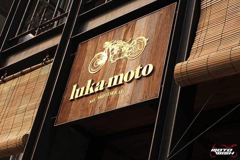 พาเพลินย่านรถหรู กาแฟหอม อาหารอร่อย ที่ร้าน Luka Moto By MF Motorrad | MOTOWISH 50