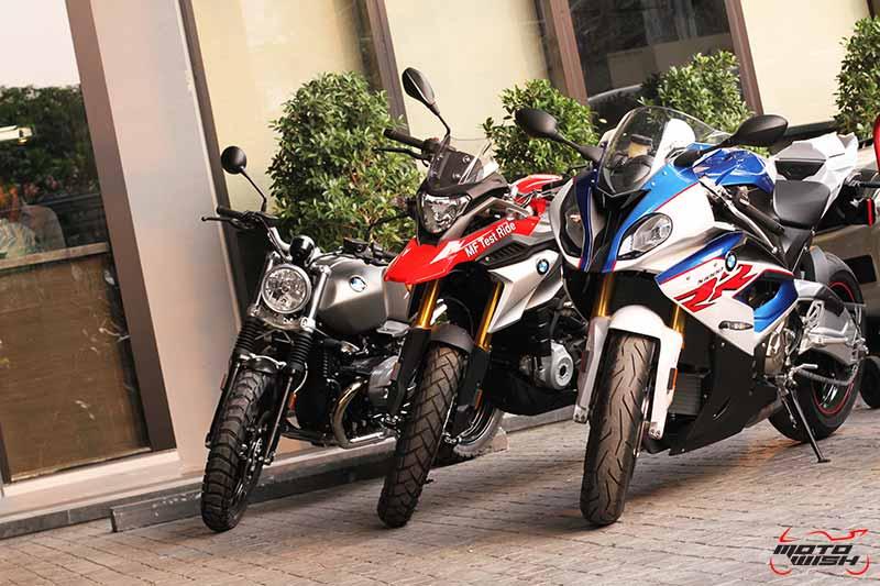 พาเพลินย่านรถหรู กาแฟหอม อาหารอร่อย ที่ร้าน Luka Moto By MF Motorrad | MOTOWISH 58