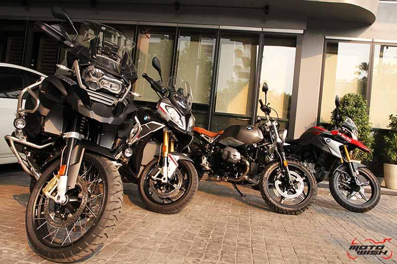 พาเพลินย่านรถหรู กาแฟหอม อาหารอร่อย ที่ร้าน Luka Moto By MF Motorrad | MOTOWISH 59