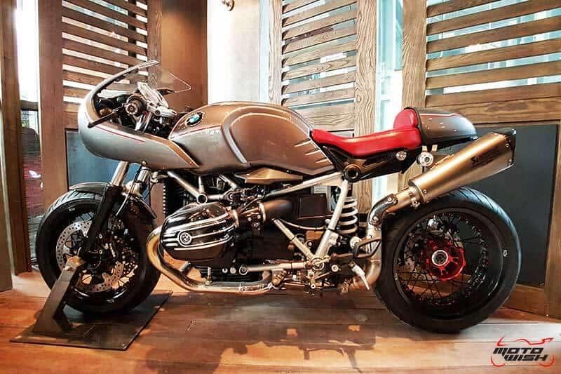 พาเพลินย่านรถหรู กาแฟหอม อาหารอร่อย ที่ร้าน Luka Moto By MF Motorrad | MOTOWISH 53