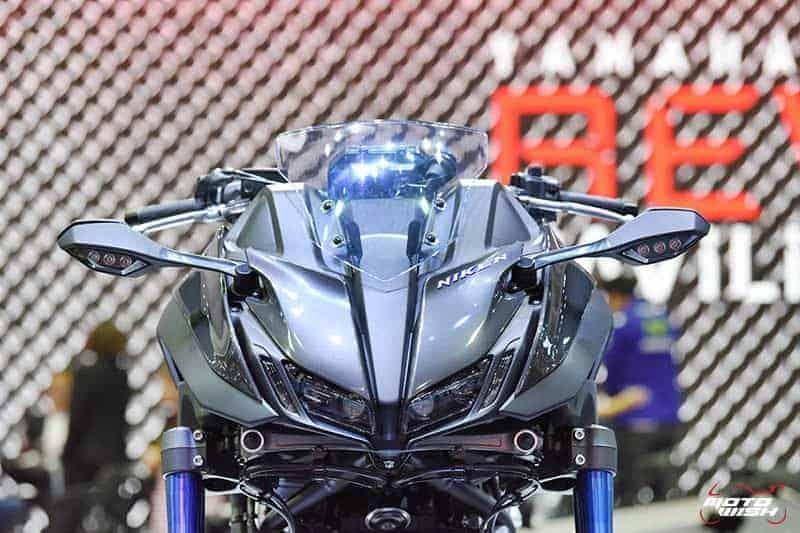 รวมโปรโมชั่นเด็ด รถบิ๊กไบค์ค่าย Yamaha ในงาน Motor Show 2018 | MOTOWISH 53