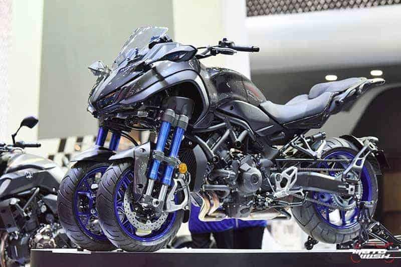 รวมโปรโมชั่นเด็ด รถบิ๊กไบค์ค่าย Yamaha ในงาน Motor Show 2018 | MOTOWISH 49