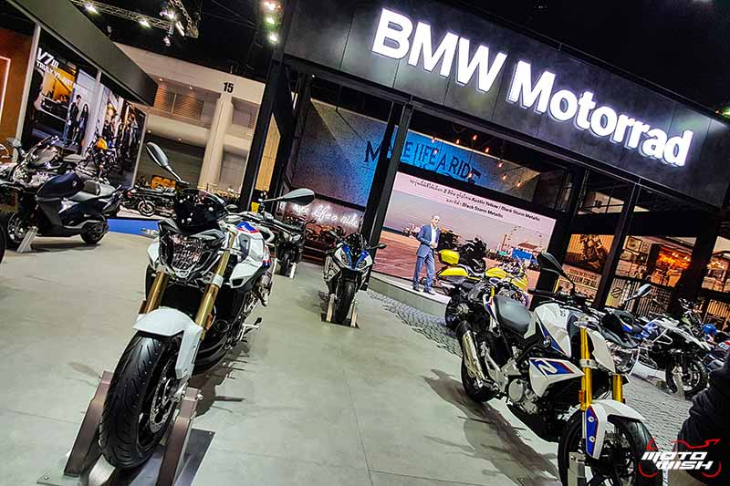 โอกาสสุดท้าย BMW จัดโปรฯแรง 0% 48 เดือน หรือเลือกรับท่อแต่ง HP RACE Titanium Full System | MOTOWISH 50