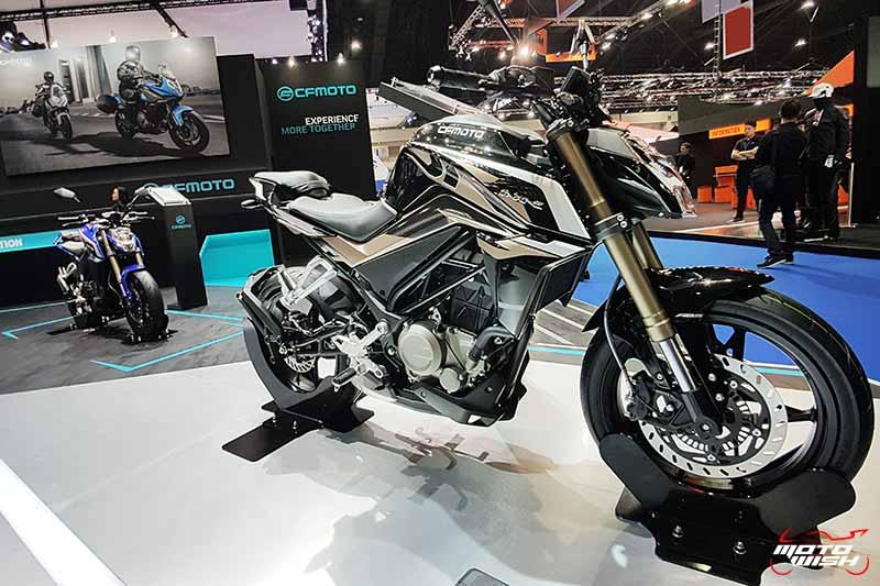 เปิดตัวรถแบรนด์ใหม่ในไทย CFMOTO 250cc.- 650cc. ดีไซน์ไม่ธรรมดา ราคาเริ่มต้นที่ 87,500 บาท | MOTOWISH 52