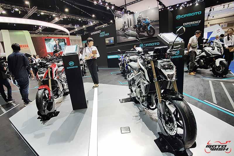 เปิดตัวรถแบรนด์ใหม่ในไทย CFMOTO 250cc.- 650cc. ดีไซน์ไม่ธรรมดา ราคาเริ่มต้นที่ 87,500 บาท | MOTOWISH 53
