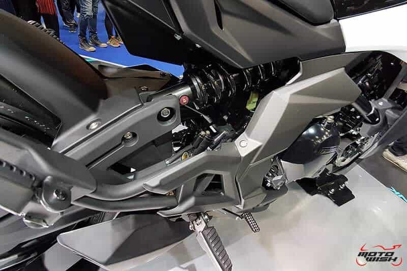 เปิดตัวรถแบรนด์ใหม่ในไทย CFMOTO 250cc.- 650cc. ดีไซน์ไม่ธรรมดา ราคาเริ่มต้นที่ 87,500 บาท | MOTOWISH 51