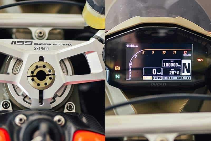 รถ Ducati 1199 Superleggera ราคา 4 ล้านบาท คันแรกของโลกที่ขี่ใช้งานจริงทะลุ 100,000 กม. | MOTOWISH 52