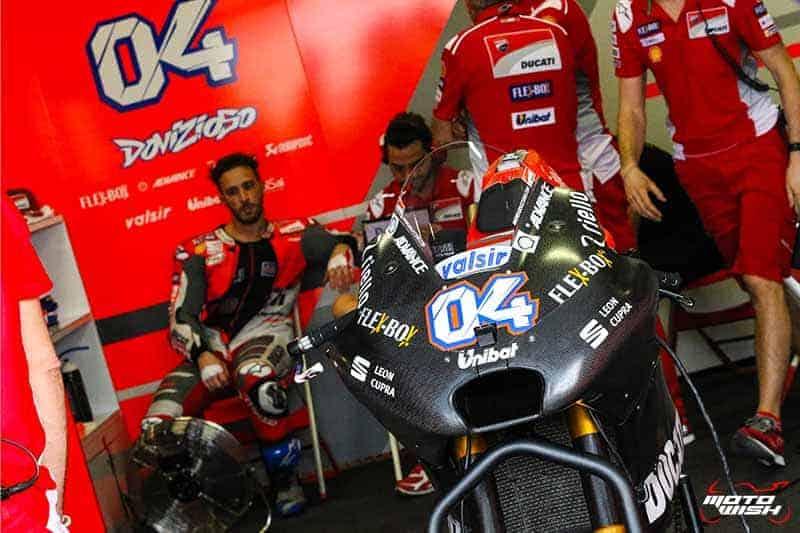 ตำแหน่ง Stand ที่นั่งสำหรับแฟนๆ Ducati MotoGP ในรายการ PTT Thailand Grand Prix 2018 | MOTOWISH 34