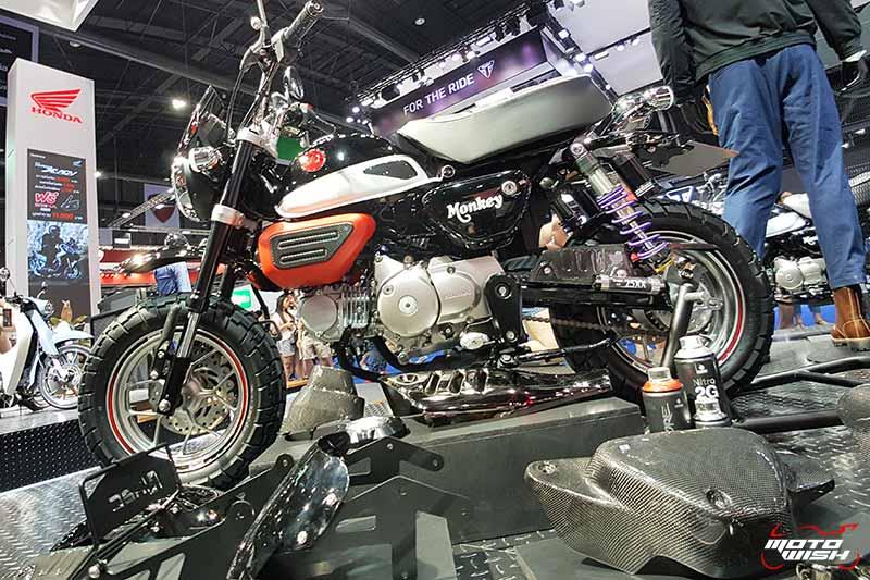 โชว์สเตปฝีมือการแต่ง Honda Monkey จาก 3 สำนักแต่งชื่อดังของญี่ปุ่น | MOTOWISH 50
