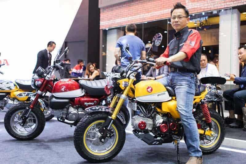 โชว์สเตปฝีมือการแต่ง Honda Monkey จาก 3 สำนักแต่งชื่อดังของญี่ปุ่น | MOTOWISH 52