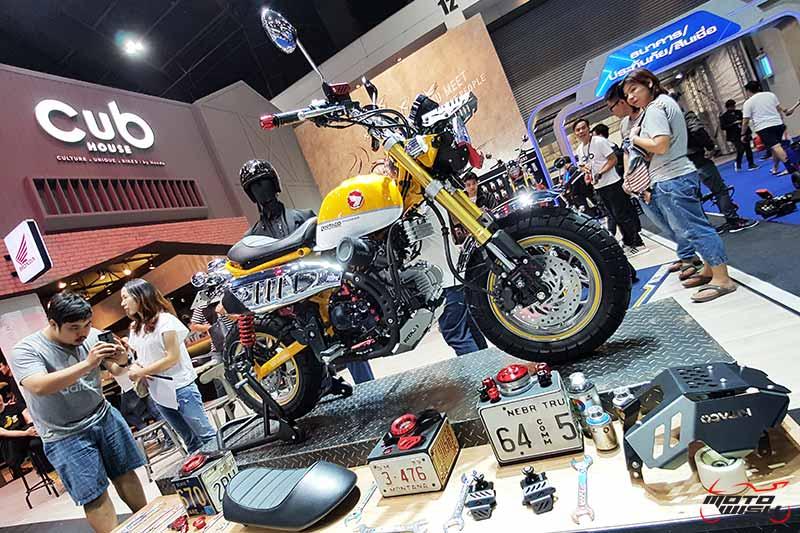 โชว์สเตปฝีมือการแต่ง Honda Monkey จาก 3 สำนักแต่งชื่อดังของญี่ปุ่น | MOTOWISH 54